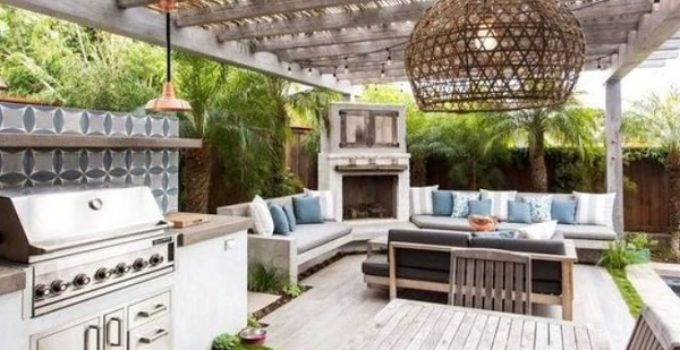 farmhouse patio ideas furniture