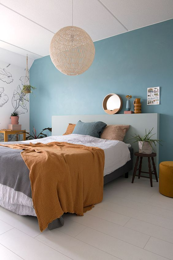 green bedroom ideas 16