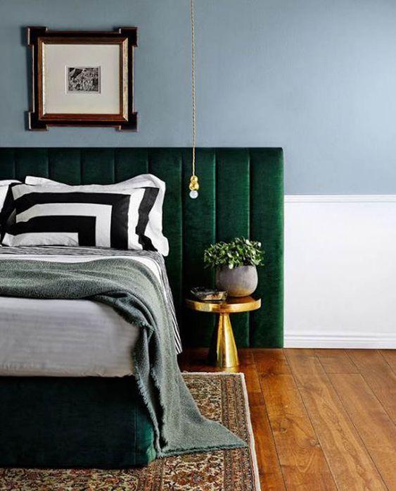 green bedroom ideas 18
