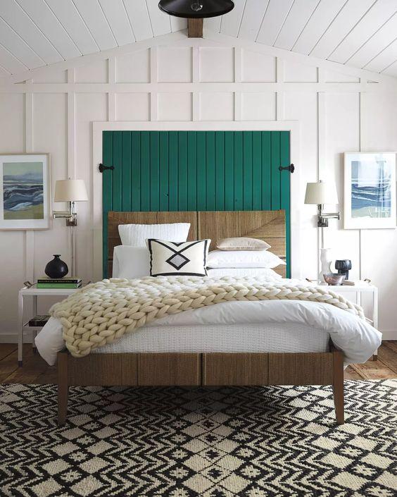 green bedroom ideas 19