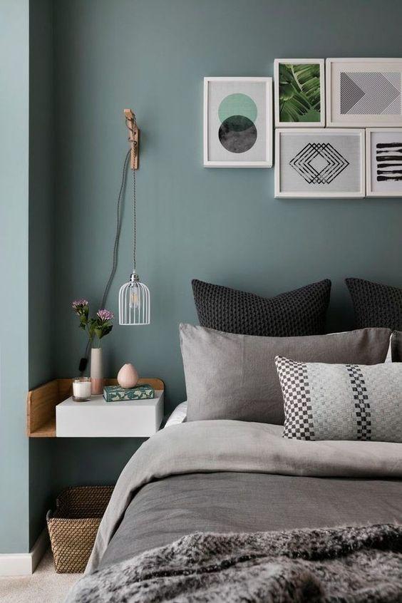 Green Bedroom Ideas: Chic Neutral Decor
