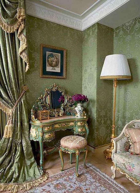green bedroom ideas 23