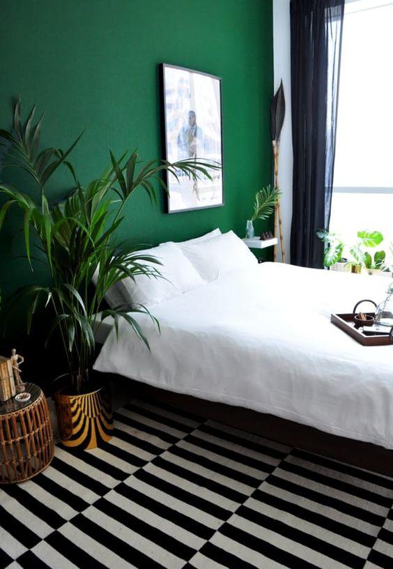Green Bedroom Ideas: Stylish Decorative Decor
