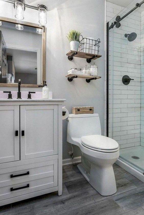 Rustic Bathroom Ideas: Stylish Neutral Decor