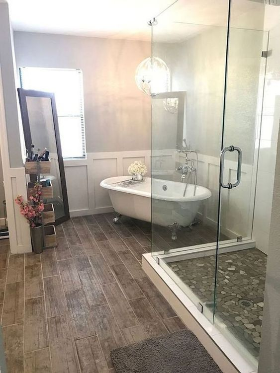 Rustic Bathroom Ideas: Chic Vintage Decor