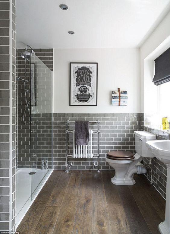 Rustic Bathroom Ideas: Chic Modern Decor