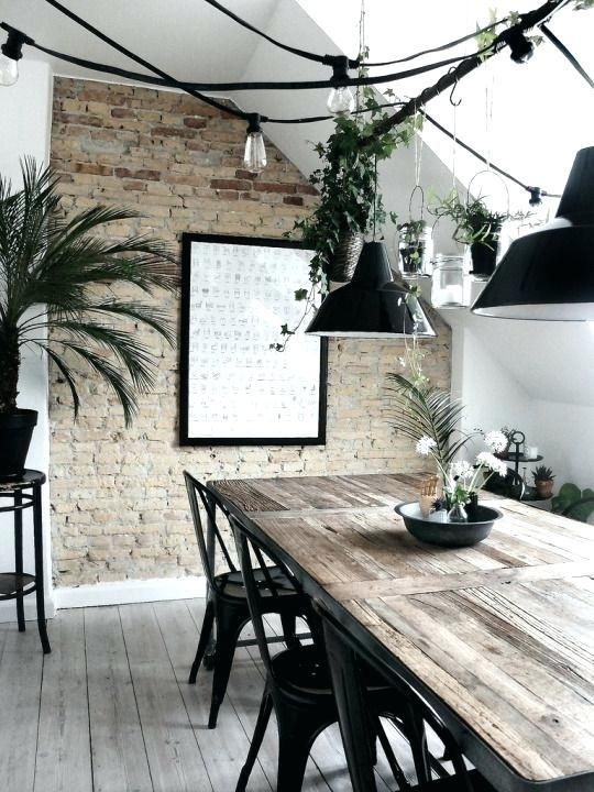 Rustic Dining Rooms: Elegant Earthy Decor
