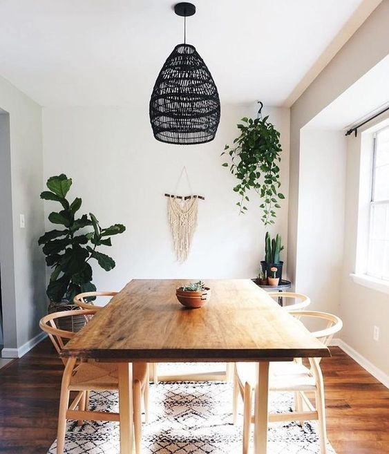 Rustic Dining Room: 25+ Enchantingly Beautiful Ideas for You