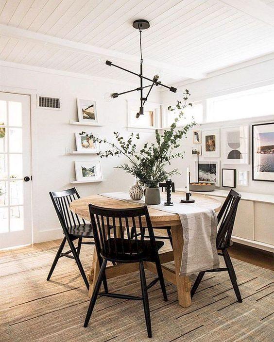 rustic dining room 19