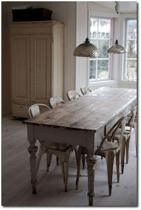 rustic dining room 22