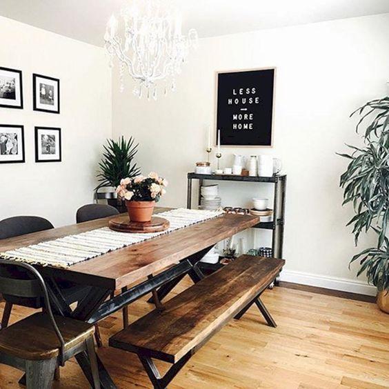 rustic dining room 23