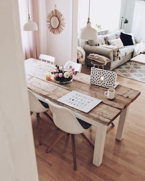 rustic dining room 24