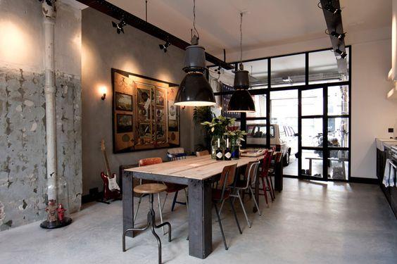 rustic dining room 25