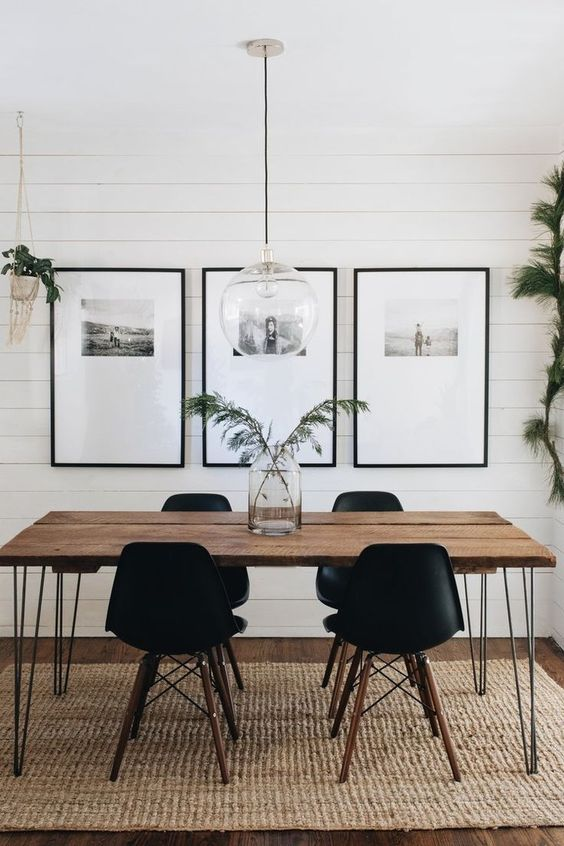 Rustic Dining Rooms: Gorgeously Bright Decor