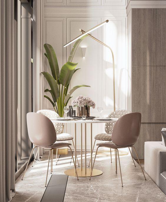 small dining room 12