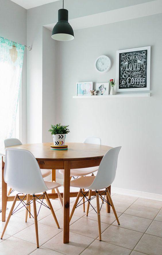 Narrow Dining Room: Simply Gorgeous Decor