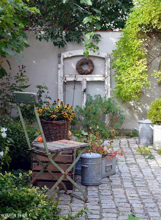stone patio ideas 12