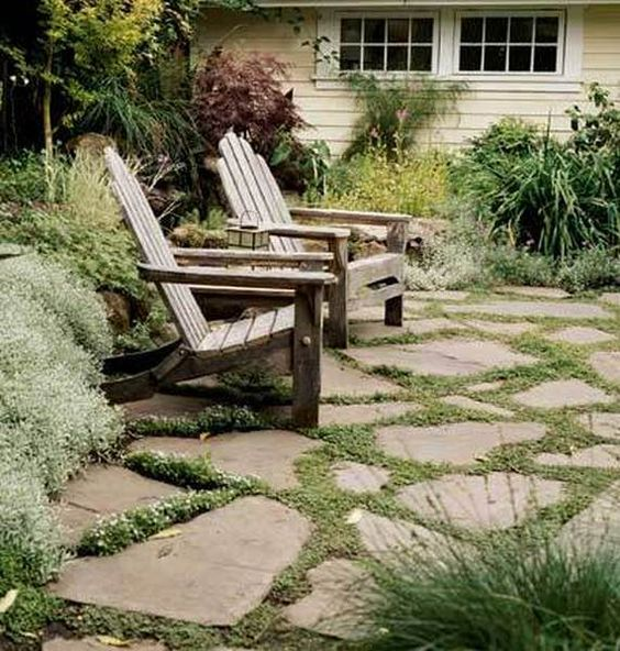 stone patio ideas 18