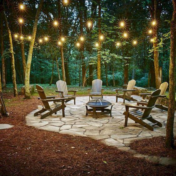 stone patio ideas 8