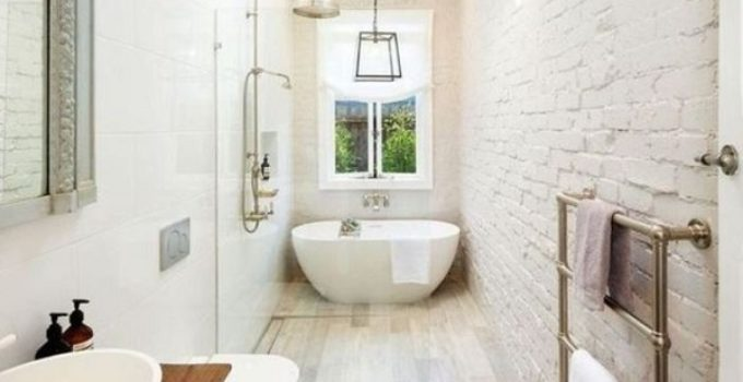 white bathroom ideas feature