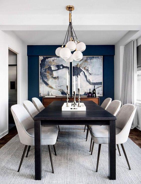 white dining room 12