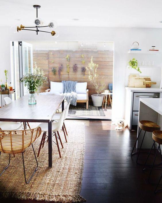 white dining room 19