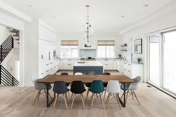 white dining room 23