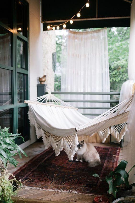 Apartment Patio Ideas 13