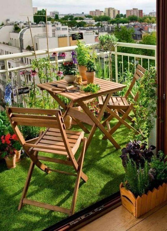 Apartment Patio Ideas 18