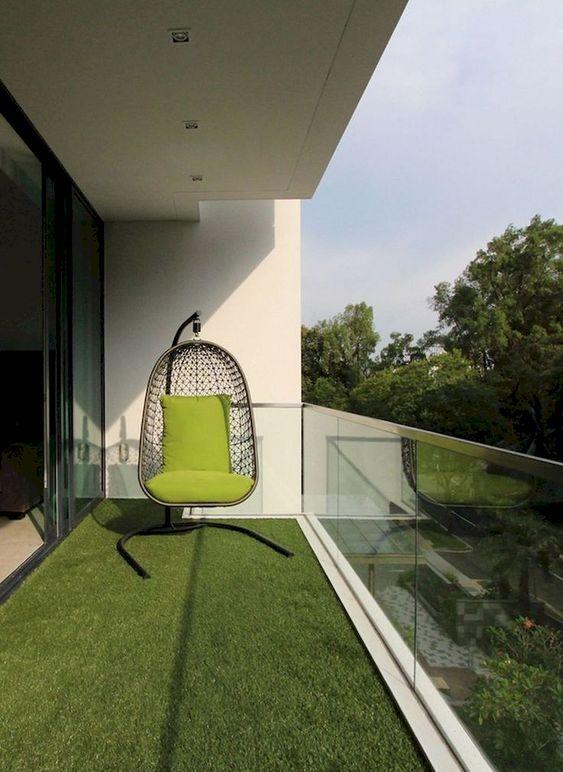 Apartment Patio Ideas 19