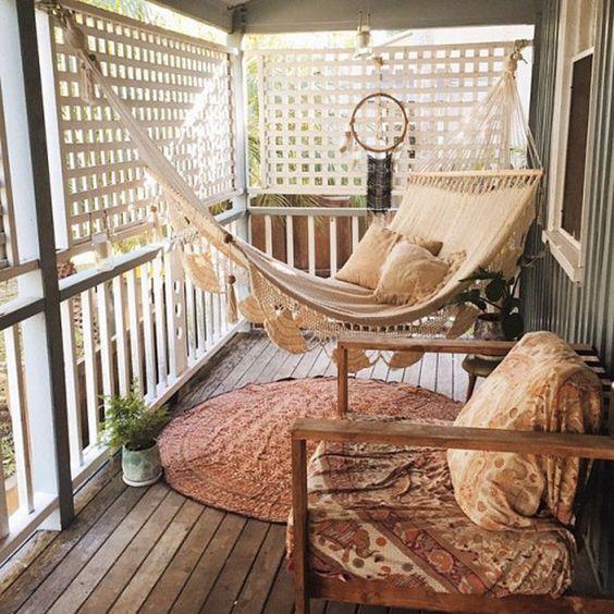 Apartment Patio Ideas: Fun Joyful Decor