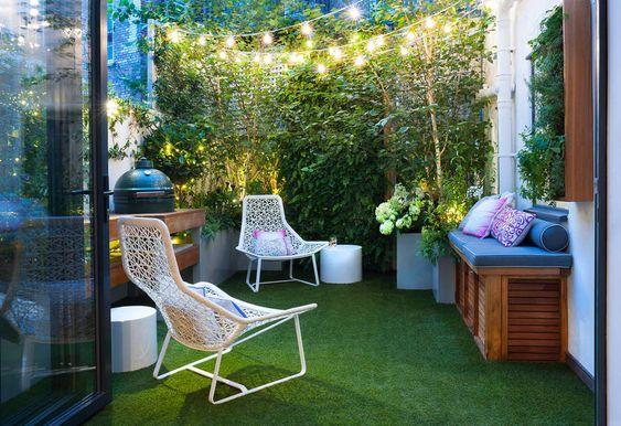 Apartment Patio Ideas 20