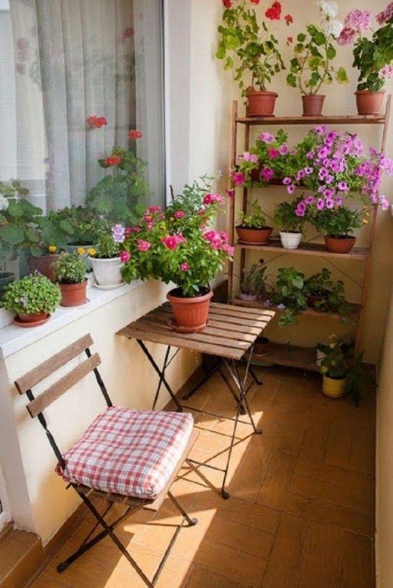 Apartment Patio Ideas 21