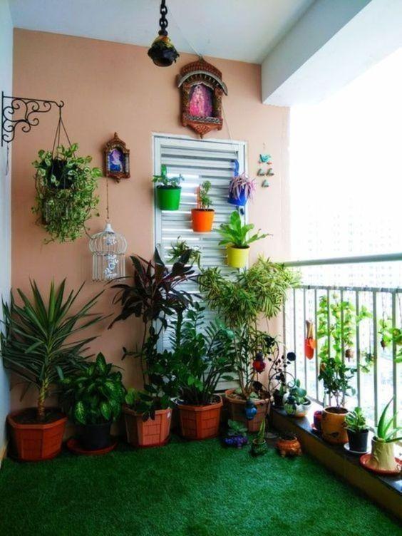 Apartment Patio Ideas 22