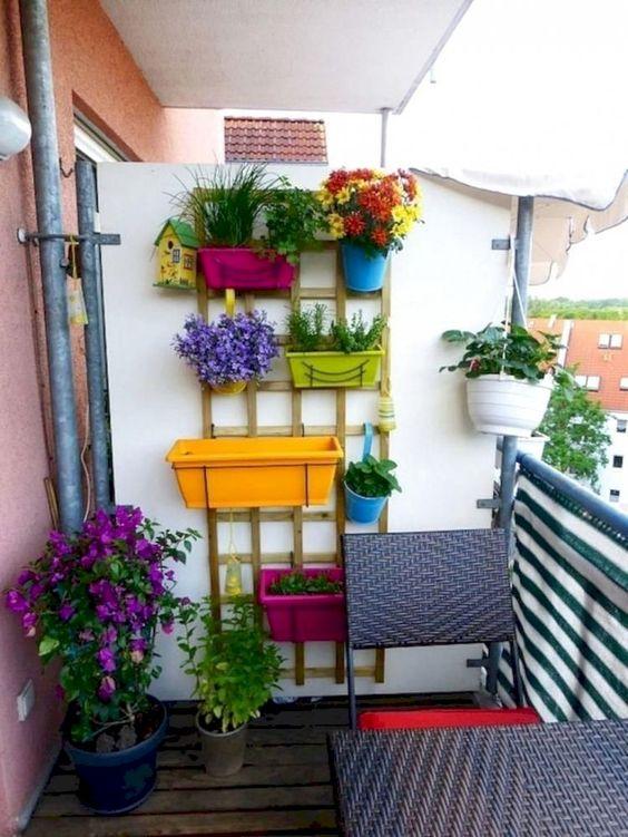 Apartment Patio Ideas 23