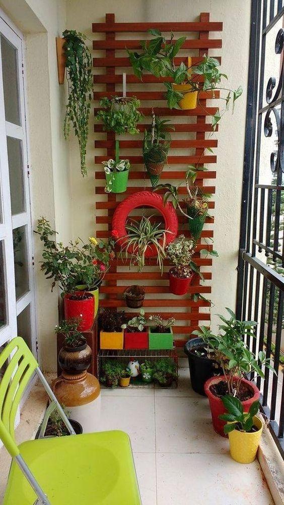 Apartment Patio Ideas 24