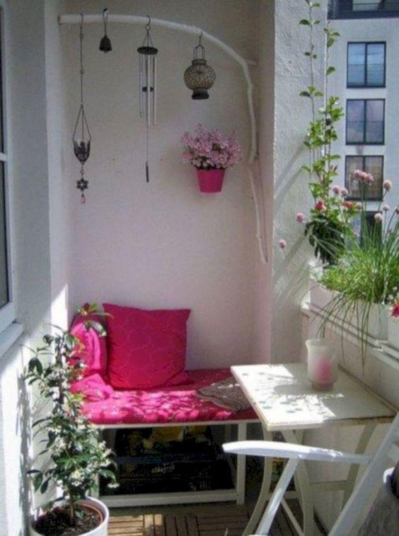 Apartment Patio Ideas 25
