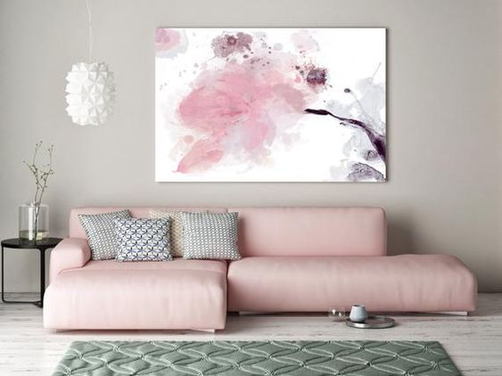 Pink Living Room 16