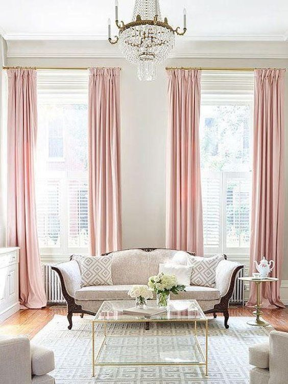 Pink Living Room 23