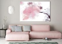 Pink Living Room feature