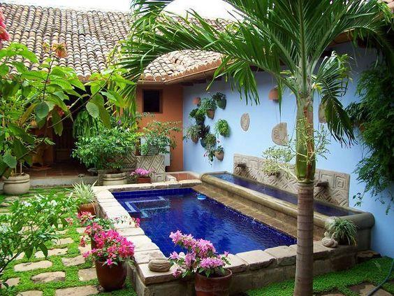 backyard swimming pool 16