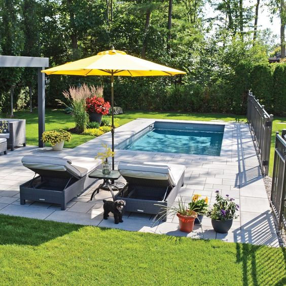 backyard swimming pool 17