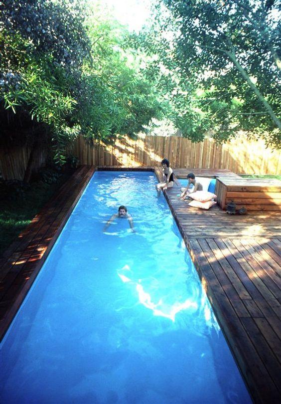 backyard swimming pool 19