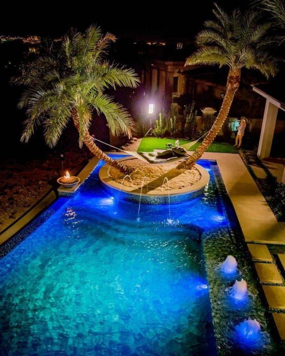 backyard swimming pool 22