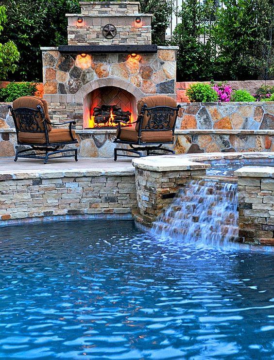backyard swimming pool 23