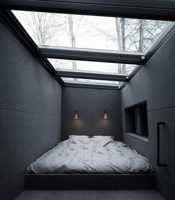 black bedroom ideas 11