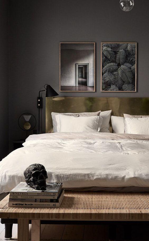 black bedroom ideas 15