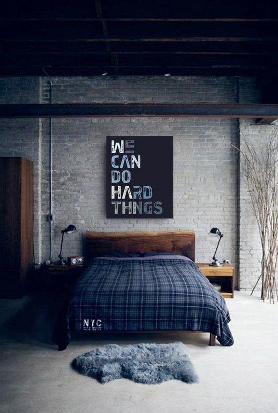 black bedroom ideas 20