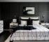 black bedroom ideas feature
