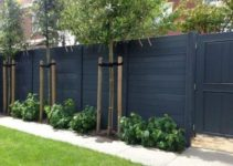 black fence ideas feature